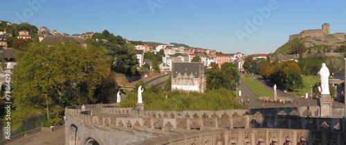 Photo  Ville de Lourdes ; Hautes-Pyrénées