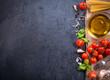 Leinwandbild Motiv Cooking concept
