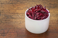 Pickled Beets, Dulse And Kale ...