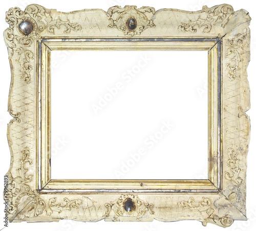Bilderrahmen Shabby Chic Verziert Buy This Stock Photo And