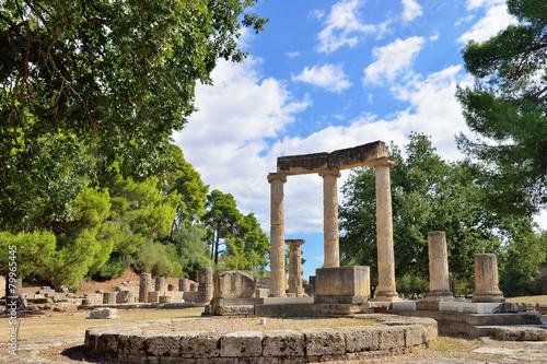 Foto op Aluminium Rudnes Greece Olympia