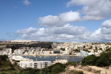 Fototapeta na wymiar Coast of Malta