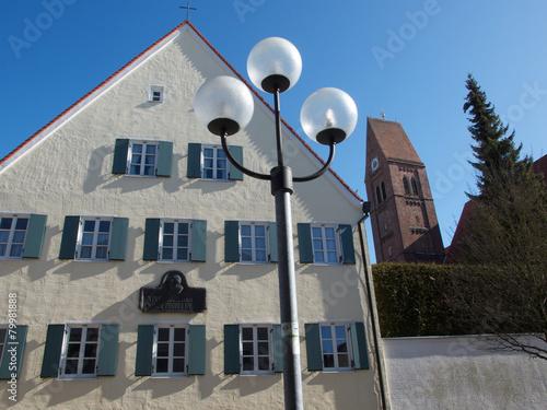 Stampe  Bad Wörishofen - Kneippmuseum