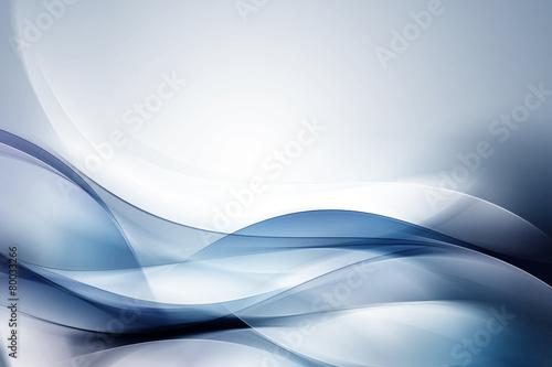 Kreatywne niebieskie tło