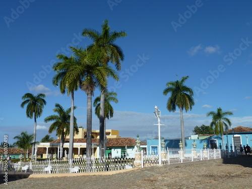 Foto op Canvas Strand Trinidad (Cuba)