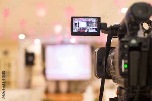 Foto video camera