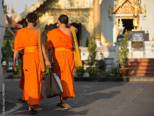 Poster Bordeaux Monks