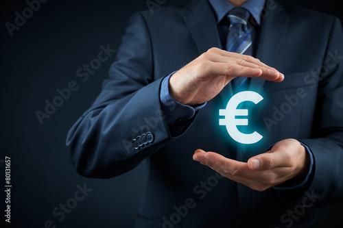 Fotografía Euro protection