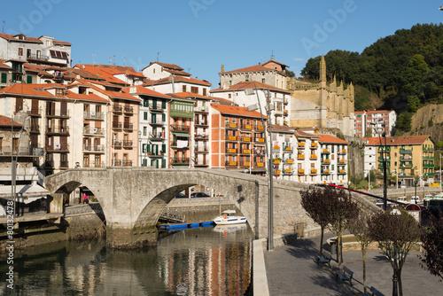 Puente viejo de Ondárroa