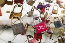 A Lot Of Love Locks