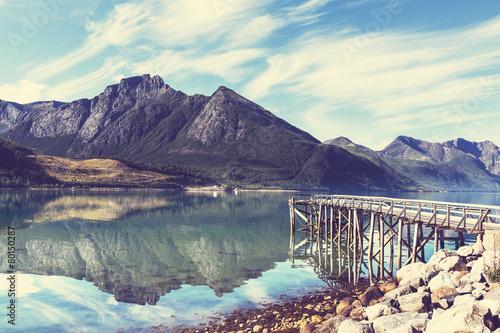 Fotografie, Obraz  Norway landscapes