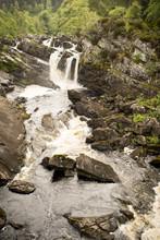Cascadas Rogie, Escocia
