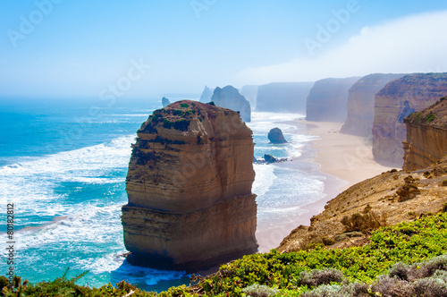 Printed kitchen splashbacks Australia The Twelve Apostles by Great Ocean Road in Victoria, Australia