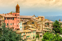 Old Town Montepulciano