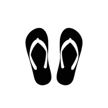 Vector  Of Slippers