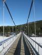 Вантовый мост на севере России