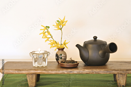 Tea time series Poster