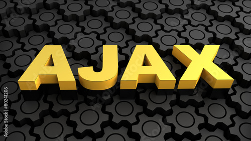 Ajax - asynchronous JavaScript and XML Canvas Print