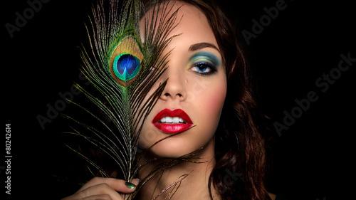 Fotografie, Obraz  Beauty (Vanessa Tomaschej)