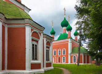 Fototapeta na wymiar Alexandr Nevsky church