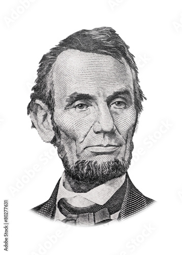 Photographie  Abraham Lincoln