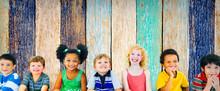 Diversity Children Friendship ...
