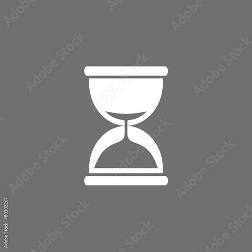Fotografie, Obraz  Icono reloj de arena FO