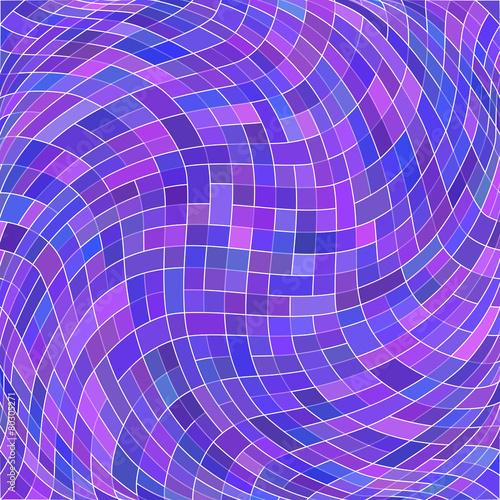 fototapeta na szkło Kolorowe tło z prostokątów. Raster. 9