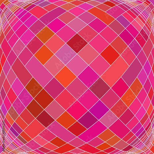 fototapeta na szkło Kolorowe tło z prostokątów. Raster. 10