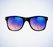 Sunglasses Vector Illustration Perfect Templates For Your Design