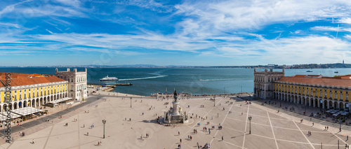Praca do Comercio in Lisbon