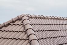 Brown Tile Roof