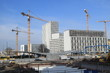 Baustelle Europaplatz vor dem Berliner Hbf (März 2015)
