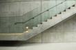 Treppe aus Beton