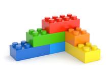 Toy Blocks Wall