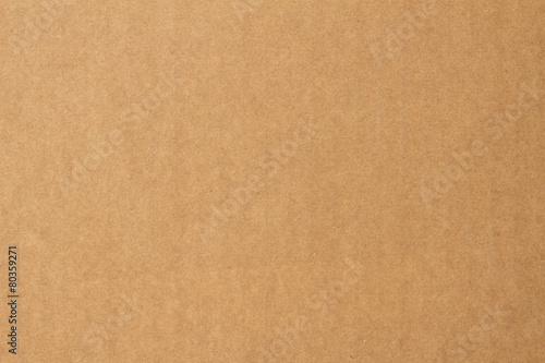 Fototapety, obrazy: Paper texture - brown paper sheet.