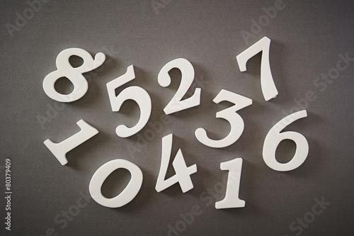Fotografía  number
