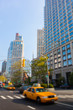 Manhattan, New York City, tilt shift lens