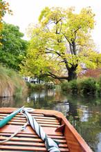 Avon River In CHRISTCHURCH NEW ZEALAND