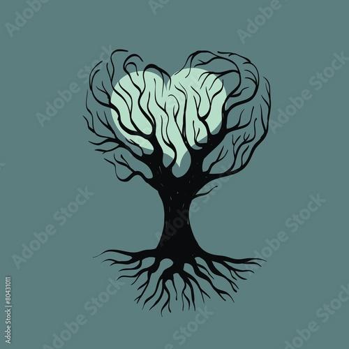 Fototapeta дерево obraz na płótnie