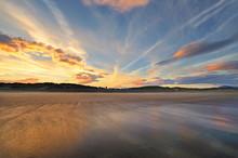 Irlandia, Plaża Brandon Bay W...