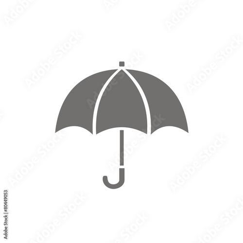Icono paraguas FB