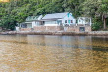 Historic House Next To The Kaaimans River