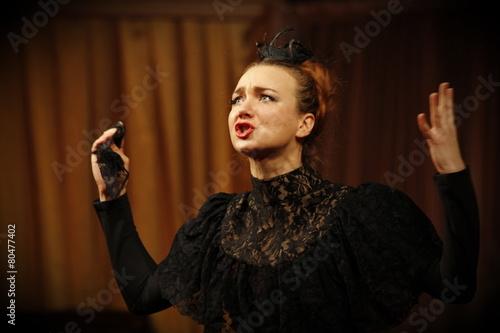 Fotografia, Obraz  Chehov, Russian theatre