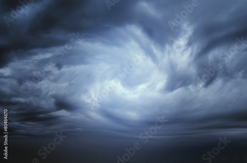 Fototapeta Storm Clouds