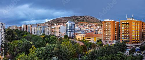 Fotografia, Obraz  Puertollano, España, panorámica del Paseo de San Gregorio