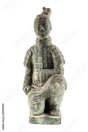 Foto op Plexiglas Xian Terracotta warrior