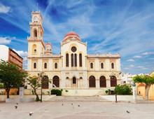 Agios Minas Church, Heraklion, Greece