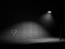 Sad Night Street