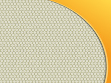Abstract Orange / Yellow Grid Background. Wallpaper. Texture